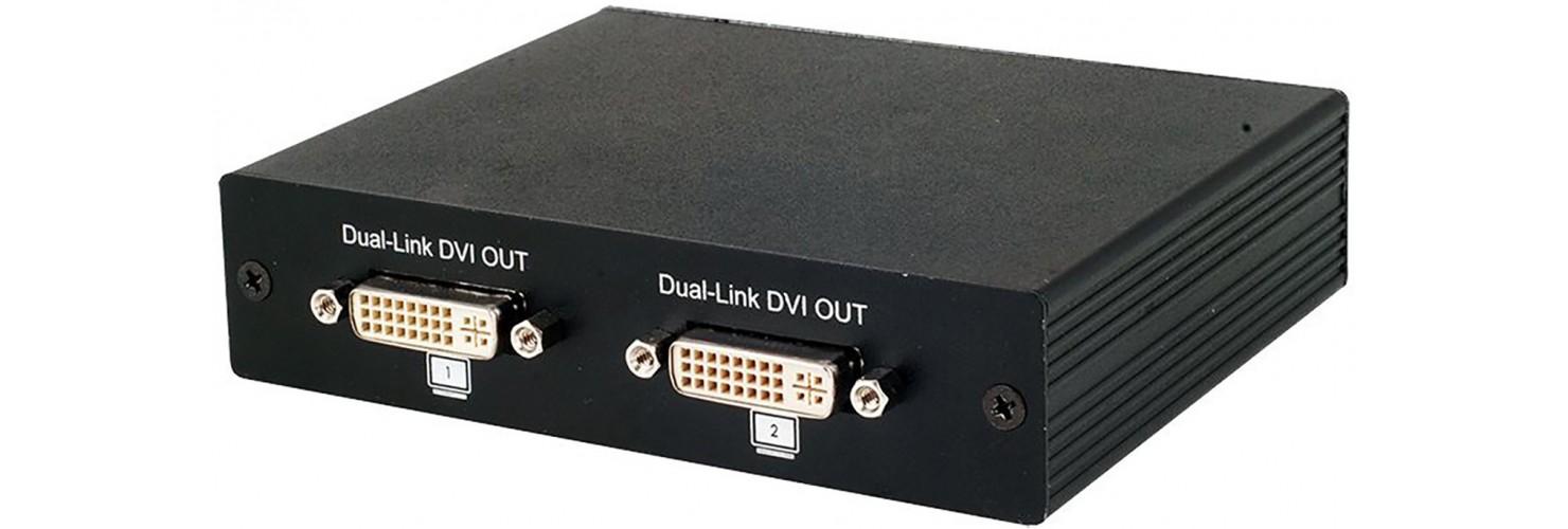 Distribuidor DVI 1x2