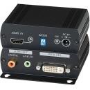 Conversor HDMI a DVI-D