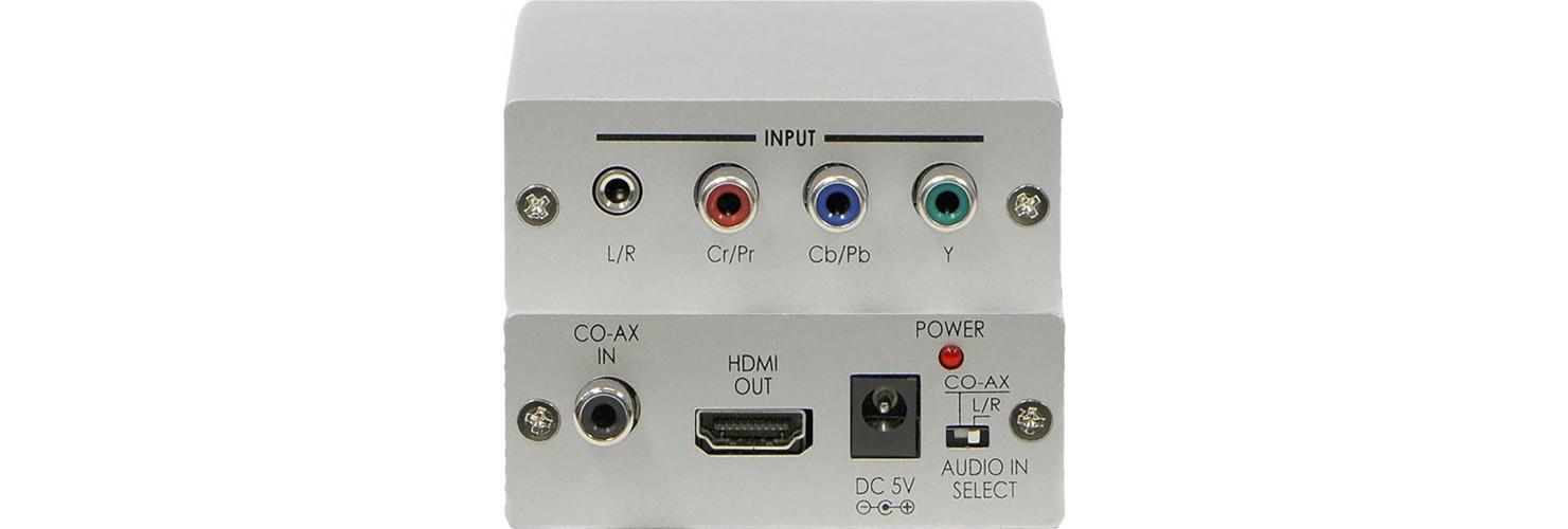 Conversor Componentes a HDMI