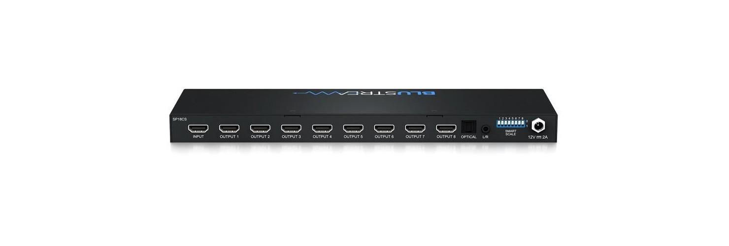 Distribuidor HDMI 4k 1x8