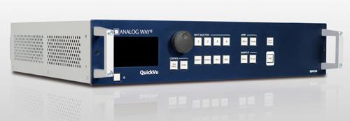 QuickVu de Analog Way