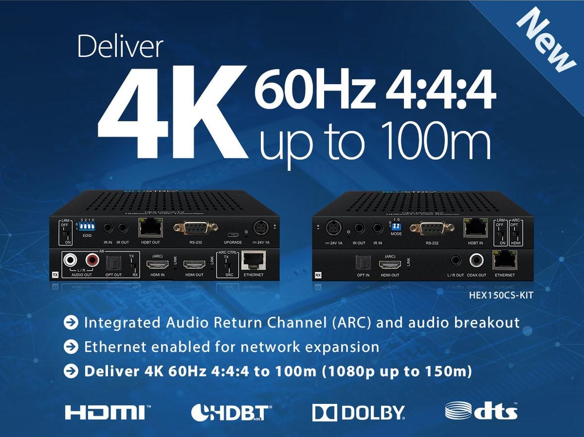 Extensor HDMI 150 m